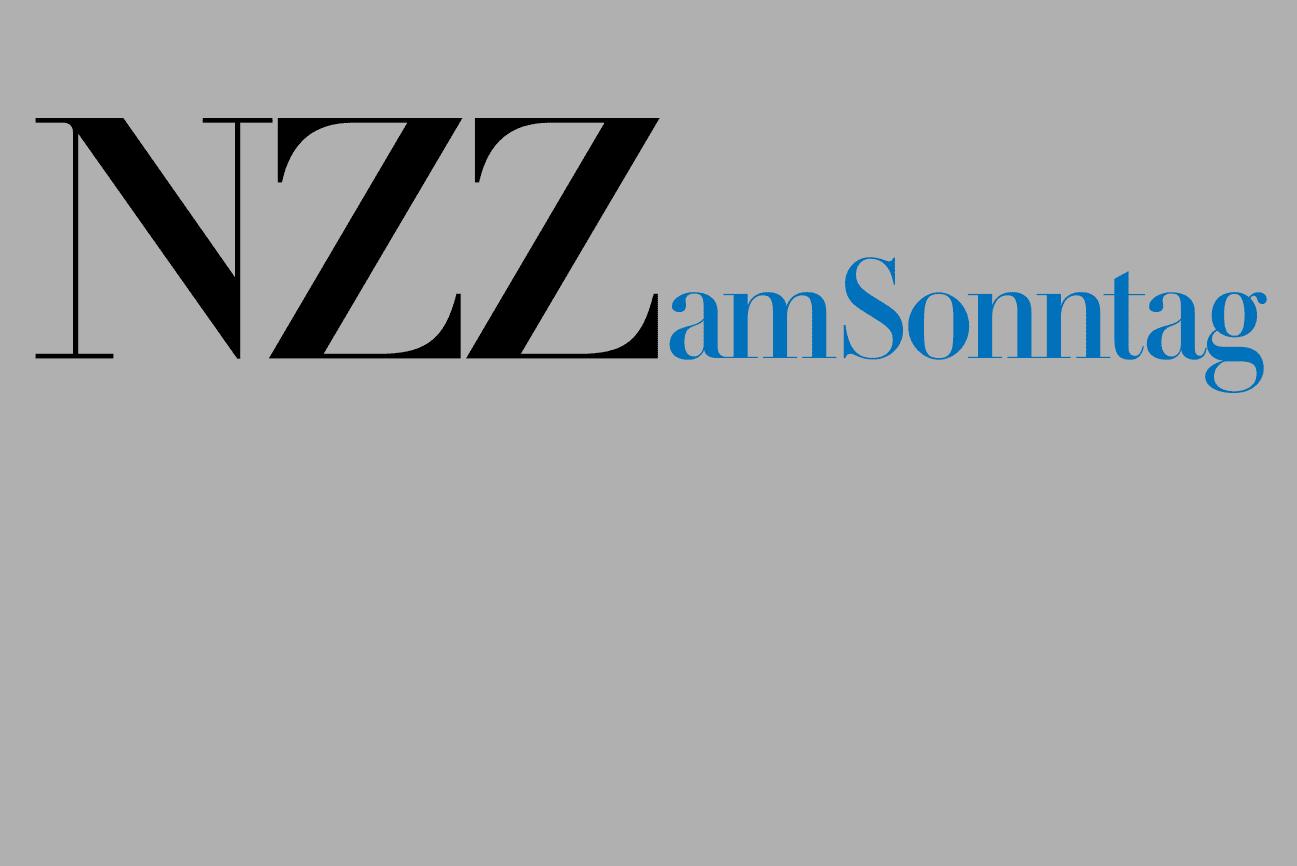 NZZ am Sonntag from 18.11.2018: Interview with Steffen Bauke (in German)