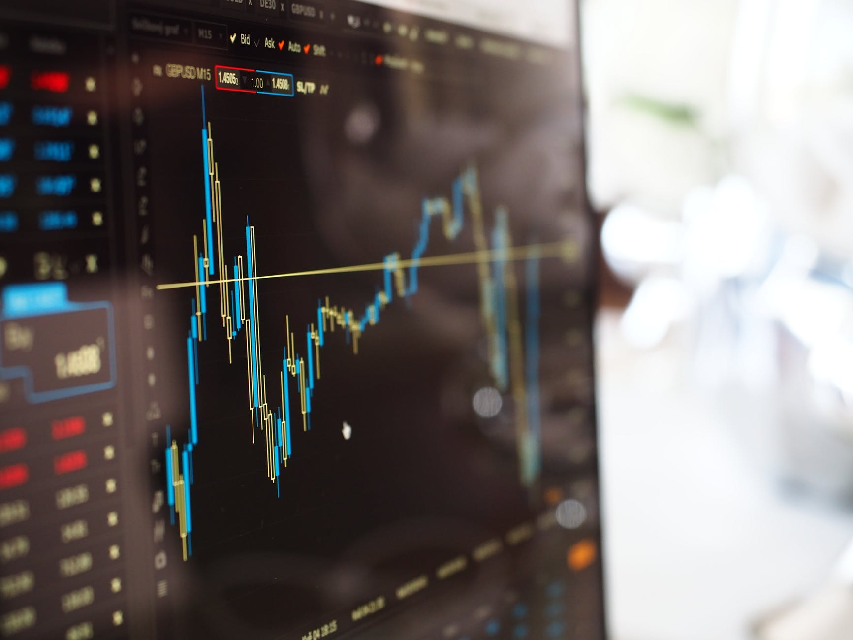 Capital markets under the spell of the virus
